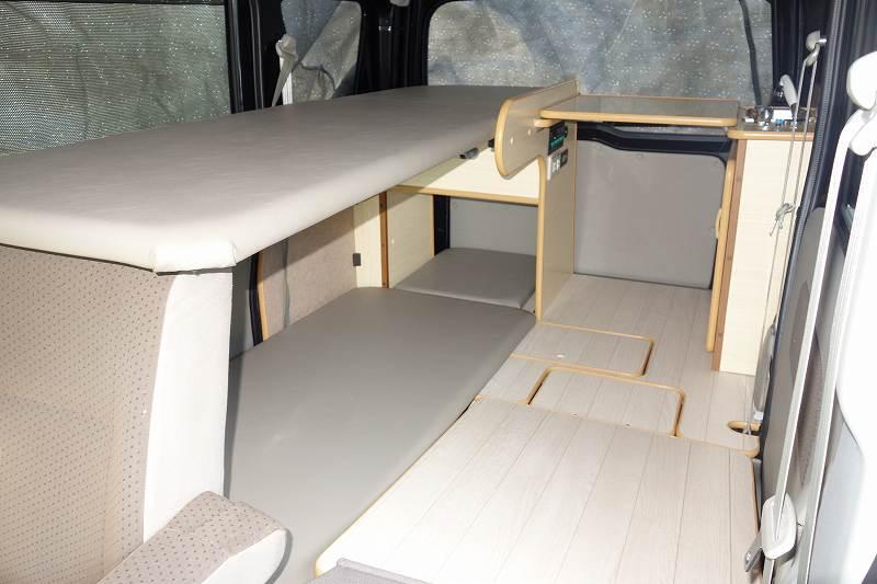 ハイエースバン DX GLパッケージ キャンピングカー