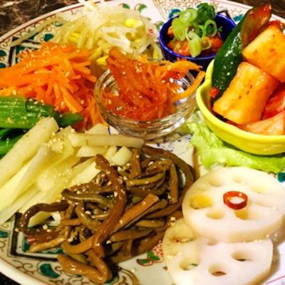 在日韓国料理KIM@トアウェストの記事に添付されている画像