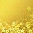 黄金のイメージで金運…