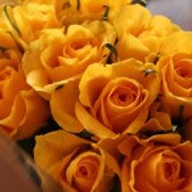 コストコで花束を