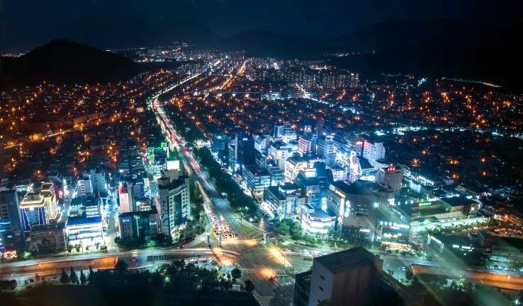 昌原(チャンウォン)の夜のおすす...
