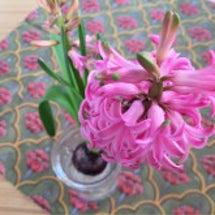 下北沢でお花のクラス…