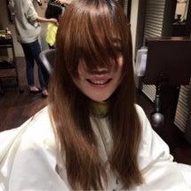 前髪って大事。笑