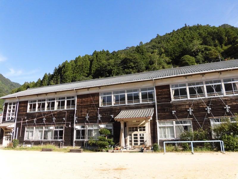 奈良県十津川村南部の廃校休校巡り(2017/10/01) | haiko-riderのブログ