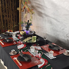 東京ドームテーブルウエアフェスティバル、ちょっと休憩・・と思われたらの記事より