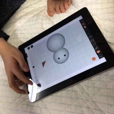 iPad簡単でオススメ3Dモデリングアプリの記事に添付されている画像
