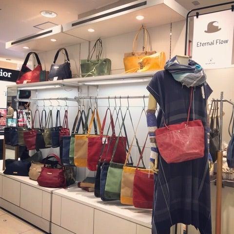 ものづくりマーケット in 松坂屋上野店!