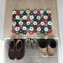 モリーの花の玄関マットの記事に添付されている画像