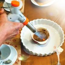 2月のレッスン 紅茶…