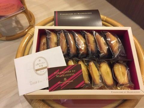 先月も美味しい物をありがとうございます(*^^*)♪
