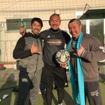 サッカー秋田豊さんと…