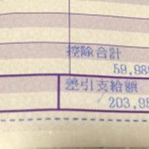 H30.1月度のお給…