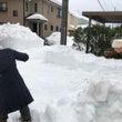 36年ぶりの豪雪で学…