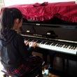 ピアノが来た〜!