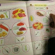 英語でカレーの作り方