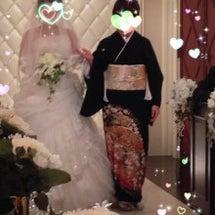 結婚式にご出席の新婦…