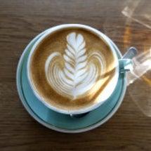 モジョコーヒーのフラ…