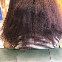 髪質改善を2年やりました  その②の記事に添付されている画像