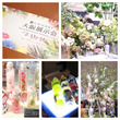大阪展示会☆お花の奥…