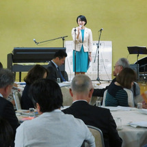 富士市で国政報告会