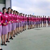 中国南方航空 客室乗…