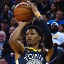 NBA:パトリック・…