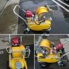神栖 太陽光メンテナンス用機材納入!!イオン水で太陽光パネル洗浄!の画像