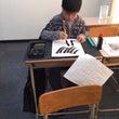「お習字日記」レッス…