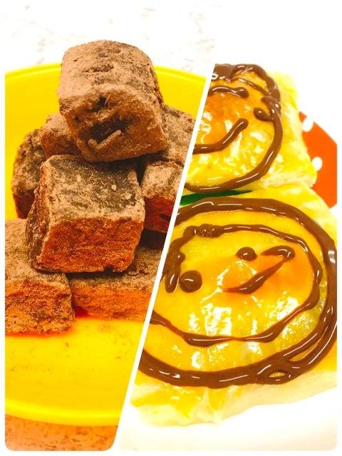 SST調理実習 「チョコレート・スイーツ」作り