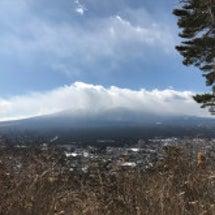 富士の穴なところ