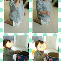 生後8か月の三女、食…