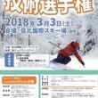 第4回芸北国際スキー…