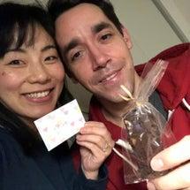 日本式バレンタイン …