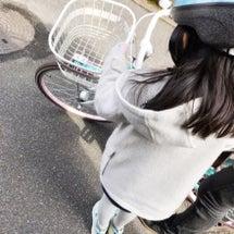 ゆうちゃんの自転車