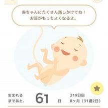 【2人目妊娠】31w…