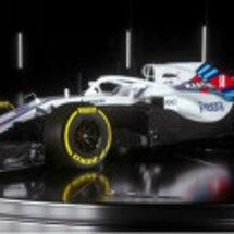 ウィリアムズ新車発表