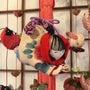 石川家住宅の雛飾り