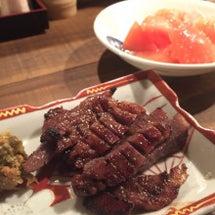 焼肉→牛タン 仙台→…