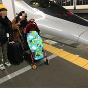 パパ抜きディズニー旅行1遠方組家族