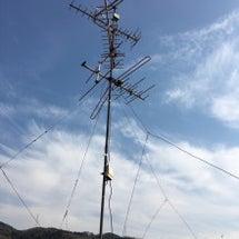 電波障害用アンテナ工…