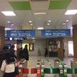 地下鉄空港線天神駅か…