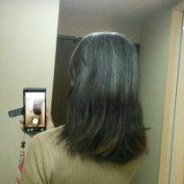 白髪染めをやめて1年と3ヶ月の記事に添付されている画像