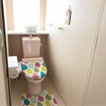 2階のトイレから撤去…