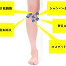 自分の膝の痛みの原因は?痛みの箇所別に原因を解説!の記事より