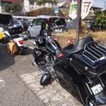 冬の九州バイク一人旅…