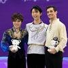 平昌オリンピック 男子フィギュアスケートの画像