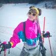 私をスキーへ連れてっ…