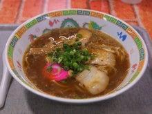 醤油豚骨ラーメン (ラーメン倉庫)