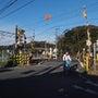 鎌倉 扇ヶ谷の踏切