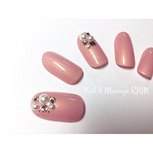 【ピンクは美しくなる…